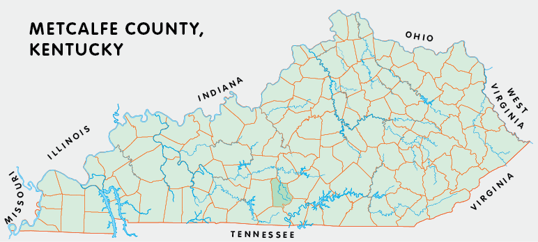 Metcalfe County, Kentucky